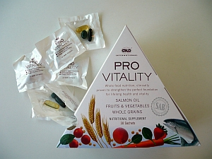 GNLD Pro Vitality pack and sachets