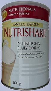 GNLD Nutrishake protein drink