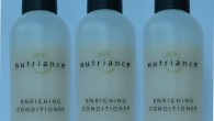 Conditioning with GNLD Nutriance Enriching Conditioner is an important step in maintaining your hair in a healthy, shiny, manageable condition