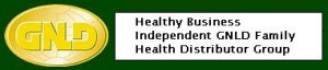 Healthy Business, independent GNLD family health group of distributors